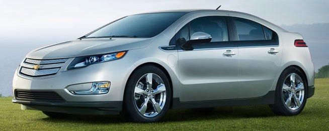 First Chevy Volt For Sale Auctioned For $225,000