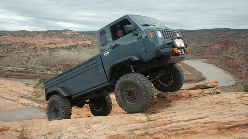 Jeep Mighty FC Gallery