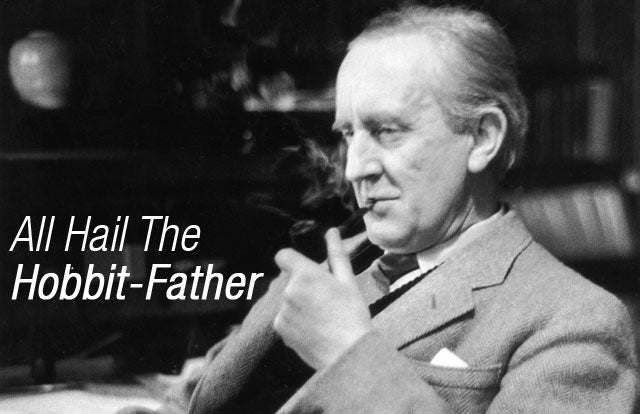 Raise A Glass To The Father Of High Fantasy