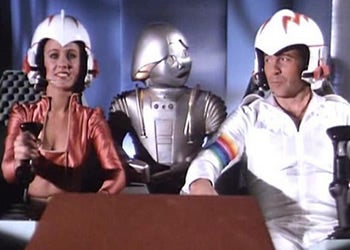 Buck Rogers, Now With Less Noir Cliche