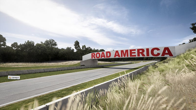 Forza 5 adds its first new track: Road America!