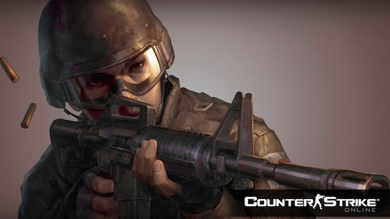 Valve And Nexon Partner for Counter-Strike Online 2