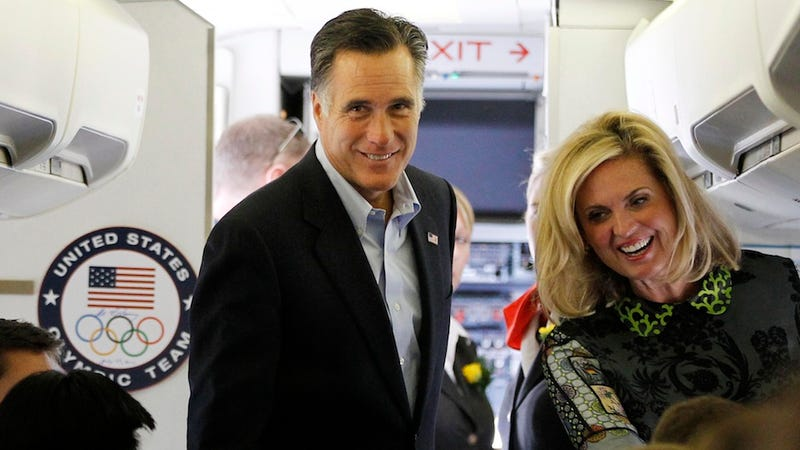 Mitt Romney Gives Zero Fucks About His Fancy Dancing Horse's Olympic Dreams