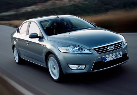 Ford Europe's 2008 Mondeo, Coming to Geneva
