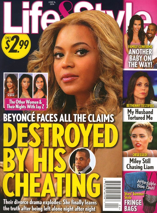 This Week in Tabloids: Casper Smart's Trans Crush 'Curvier Than JLo'