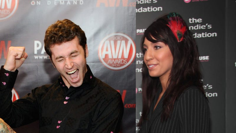 James Deen's Penis Made a Sex Tape with Farrah Abraham
