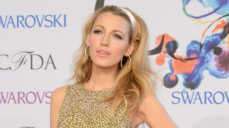 Blake Lively Frighteningly Wants to 'Spit Out a Litter of Kids'