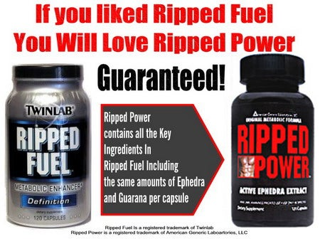 Ah, The Glorious Days Of Ripped Fuel
