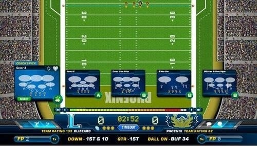 Free-to-Play Football Sim Signs Another Big Name