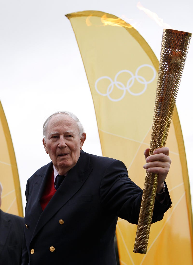 Who Will Light The Olympic Flame? This Dude, Probably.