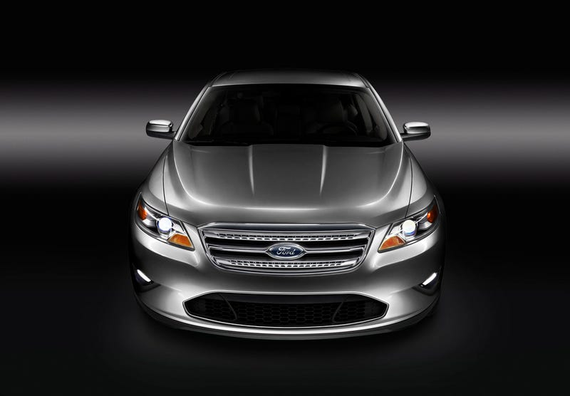 2010 Ford Taurus: More Hot, Less Bull