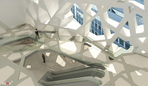 """Will the """"Ground Zero Mosque"""" look like the Fortress Of Solitude?"""