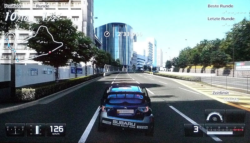 Gran Turismo 5 Hands-On: Doin' Damage Ain't Easy