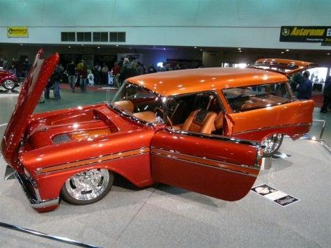 1956 Chevrolet Handyman Wagon
