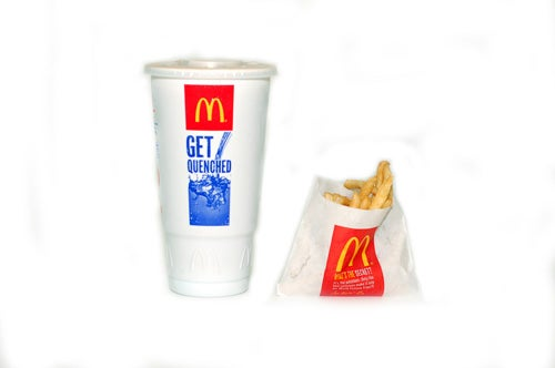 Five Unhealthiest Foods at McDonald's