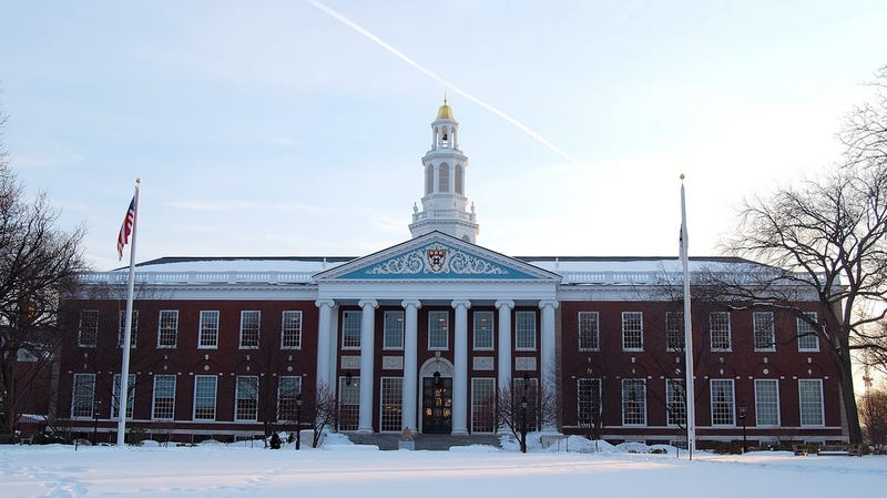 Harvard Business School Dean Apologizes to the Ladies