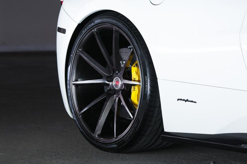 This Is A $1.3 Million Ferrari And $1 Million Is For The Wheels Alone