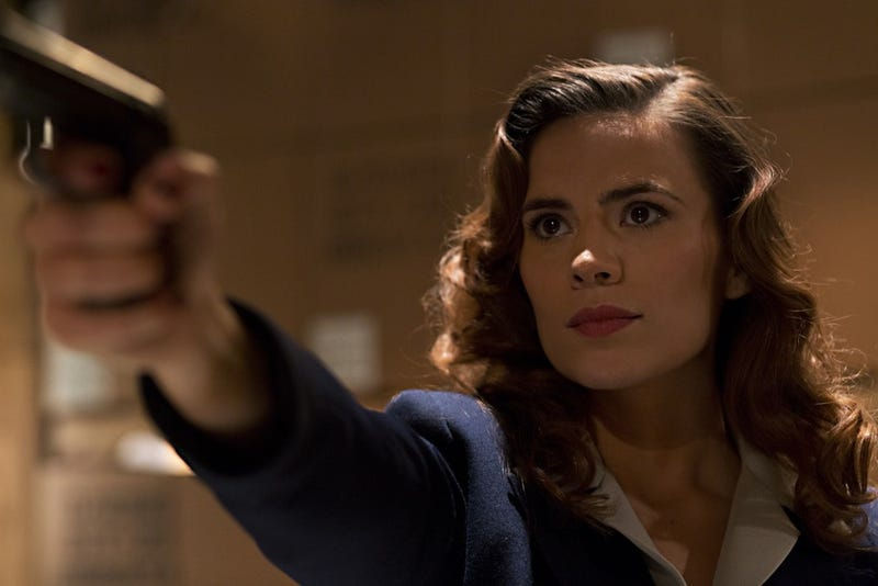 Agents Carter TV show is ordered. BUT