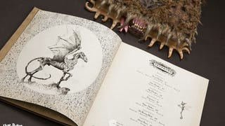 That <i>Monster Book of Monsters</i> Replica Comes With a Real Textbook