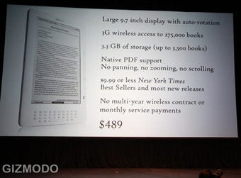 Kindle DX: What Works and What Amazon Still Needs To Do