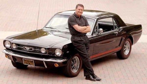 Stolen Mustang Returned After 35 Years