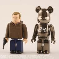 Jack Bauer Bearbrick Set