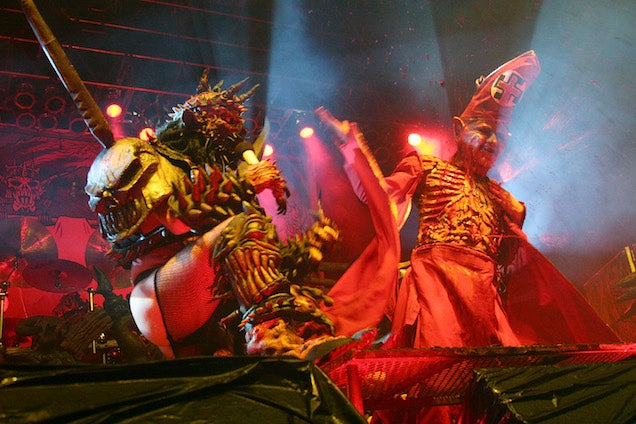 The Best, Most Deranged Story About Gwar You'll Ever Read