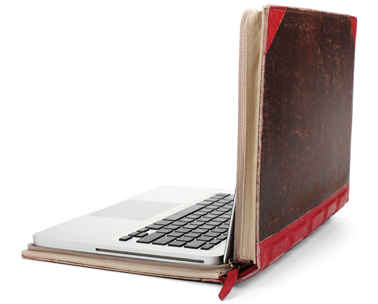 BookBook Case Puts Your Hardware In Hardcover