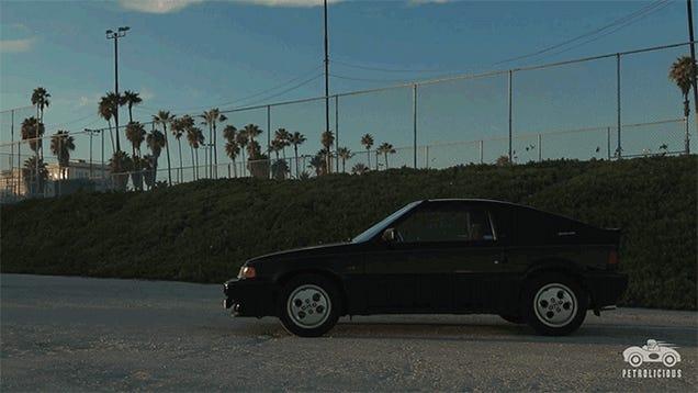 Honda Should Be Making Cars Like The CRX Again
