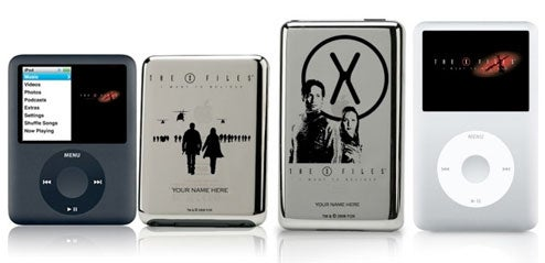 Fox And Apple Selling Special Edition X-Files: I Want To Believe iPods