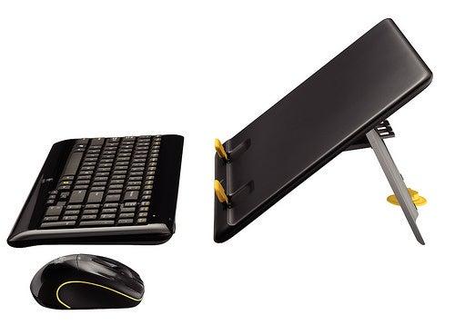 Logitech Notebook Kit MK605 Turns Laptops Into Quasi-Desktops