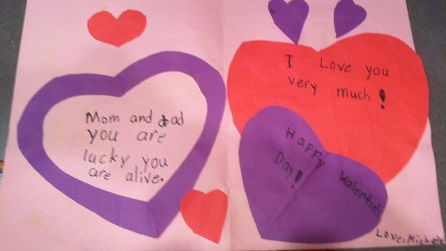 Kid's Hilarious Valentine Totally Nails the Parent-Child Relationship