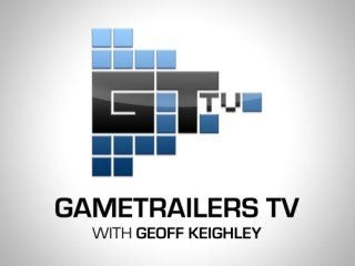 Gametrailers TV Does The PlayStation Network