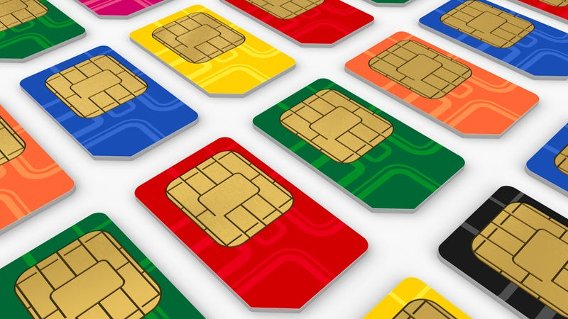 Apple's SIM Card Power Grab