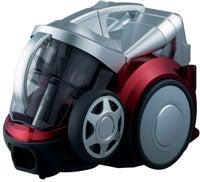 Kompressor Vacuum Makes Bricks...Of Your Filth