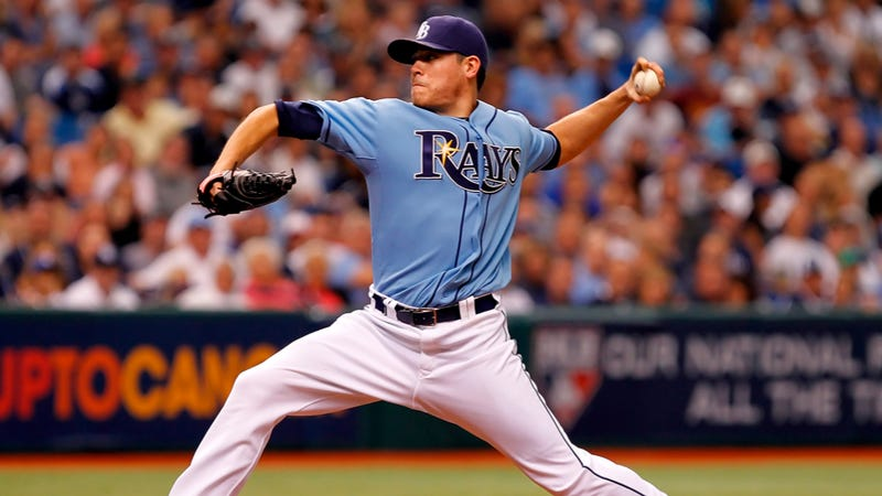 In That Pro League Not Run By A Megalomaniac, The Rays Just Signed Another Stellar Contract