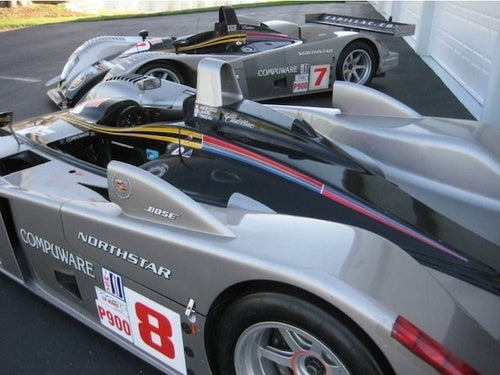 Buy A Cadillac ALMS Race Car For Just $355,000