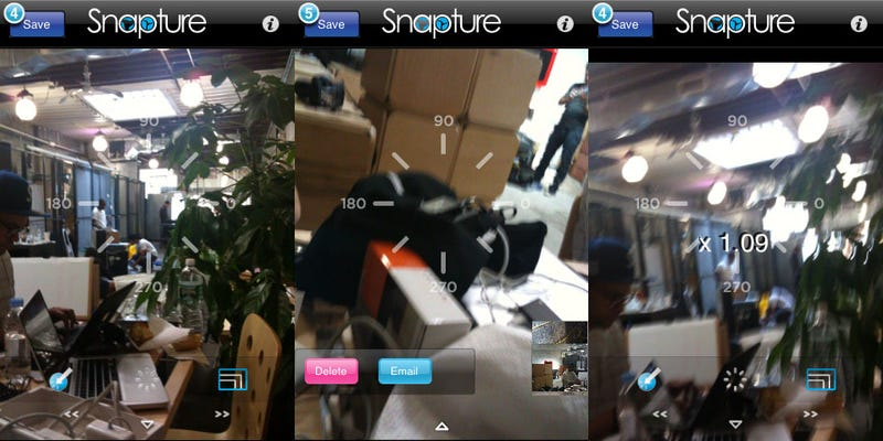 Apple Finally Makes an Honest App Out of Snapture