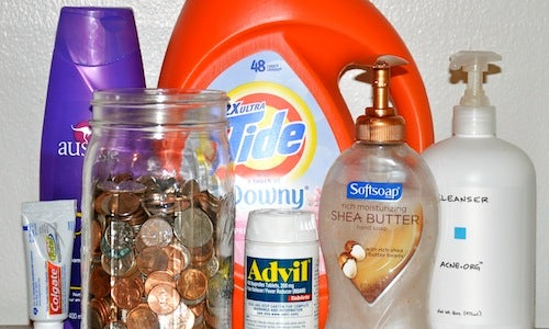 The 50-Percent Solution Saves Money on Common Items, Cuts Down on Waste