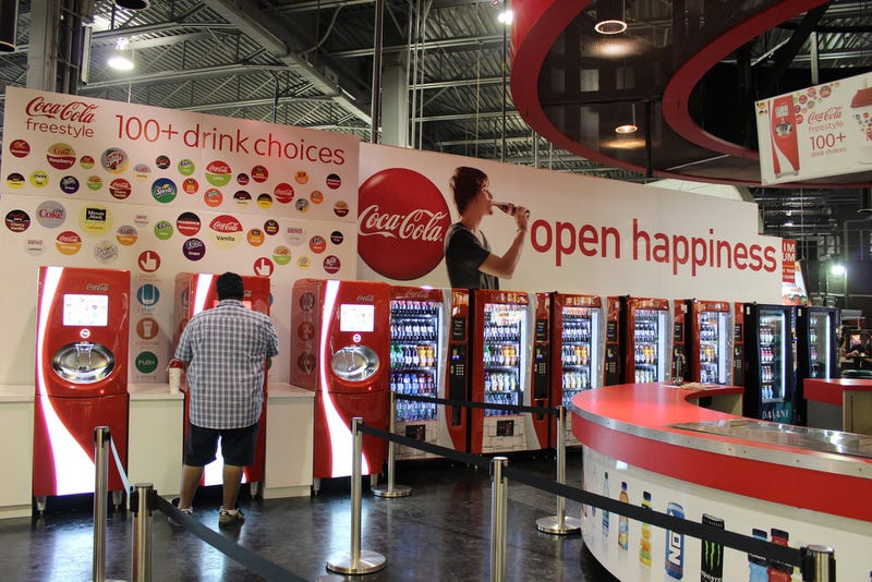 Your Next Soda Could Come With Internet Access