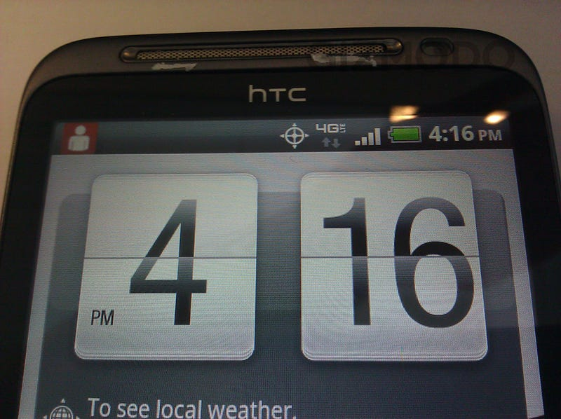 Here's HTC's 4G LTE Phone for Verizon
