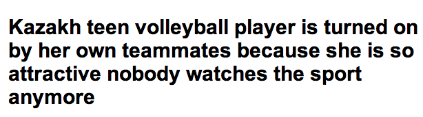 This headline could mean a couple of things, Daily Mail