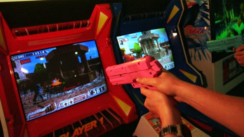 Massachusetts Orders Light Gun Video Games Pulled From State-Operated Rest Stops