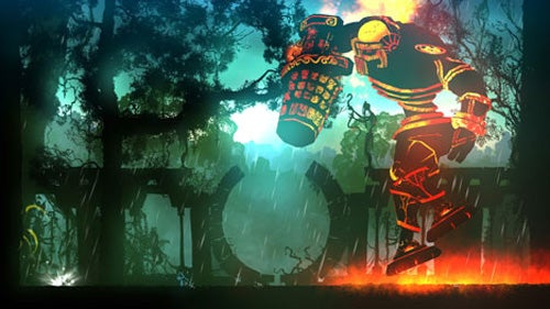 New Platformer Is Ikaruga Without The Spaceships