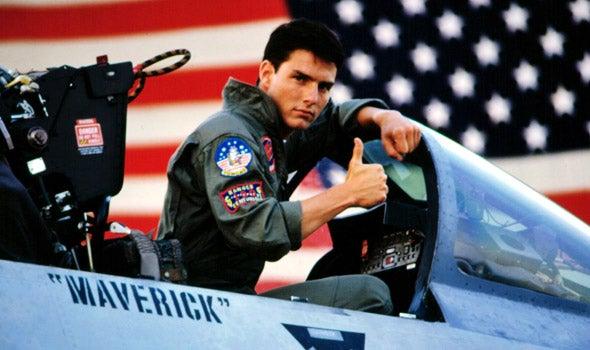 Top Gun 2 will be Tom Cruise Vs. Drones