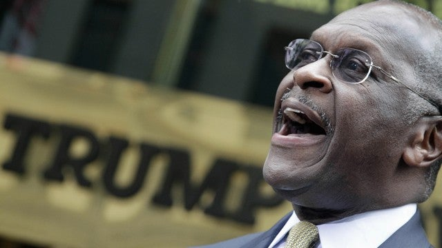 Herman Cain: Why?