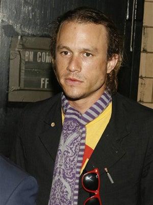Will Heath Ledger Win A Posthumous Oscar?