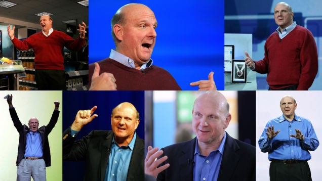Ballmer Binged on The Good Wife to Cheer Himself on Leaving Microsoft