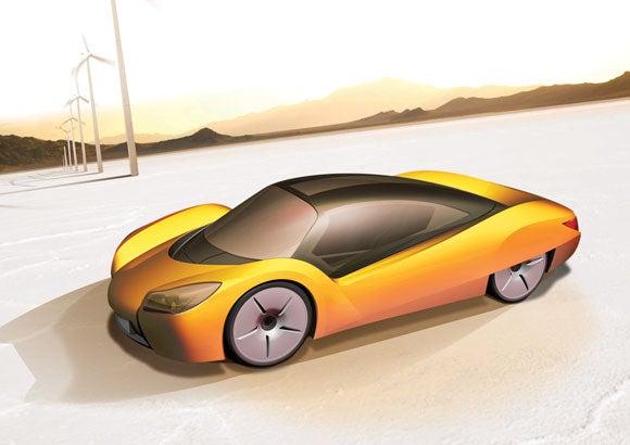 Rinspeed iChange Transforming Concept To Debut At Geneva