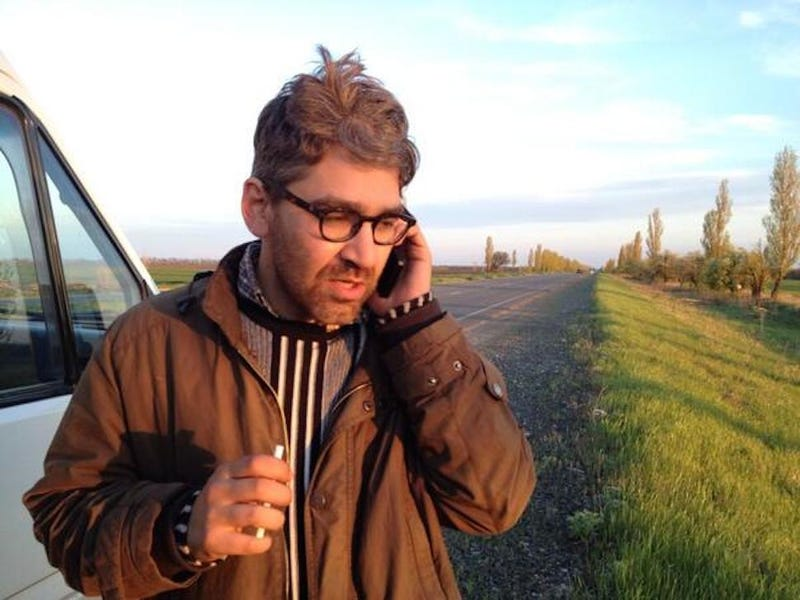 "Vice News Journalist Captured in Eastern Ukraine Now ""Free and Safe"""